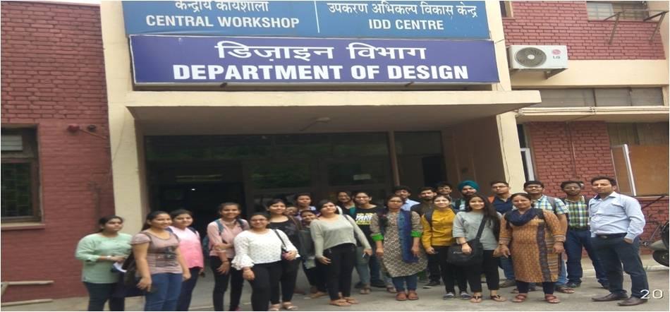 IIT Delhi Visit